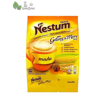 Nestlé Nestum Honey Grains & More 3 in 1 - Bansan Penang