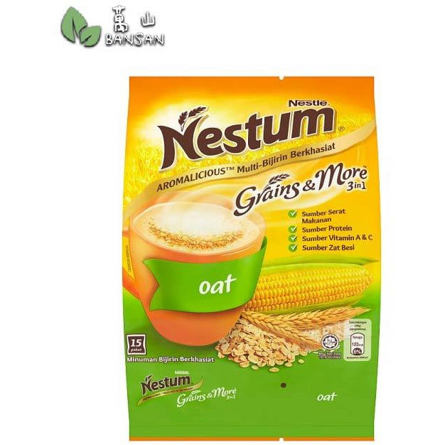 Nestlé Nestum Oat Grains & More 3 in 1 - Bansan Penang
