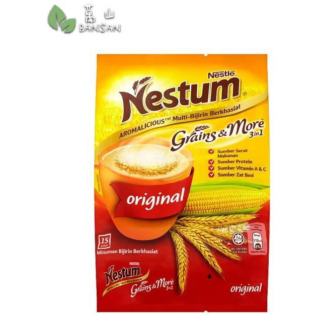 Nestlé Nestum Original Grains & More 3 in 1 - Bansan Penang