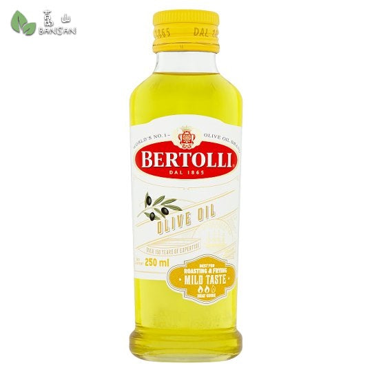 Penang Grocery Store Online Next Day Delivery is Offering Bertolli Classico (Pure Olive Oil) 橄榄油 (250ml)