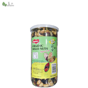 Penang Grocery Store Online Next Day Delivery is Offering Nuttos Organic Mixed Nuts 综合果仁 (400g)