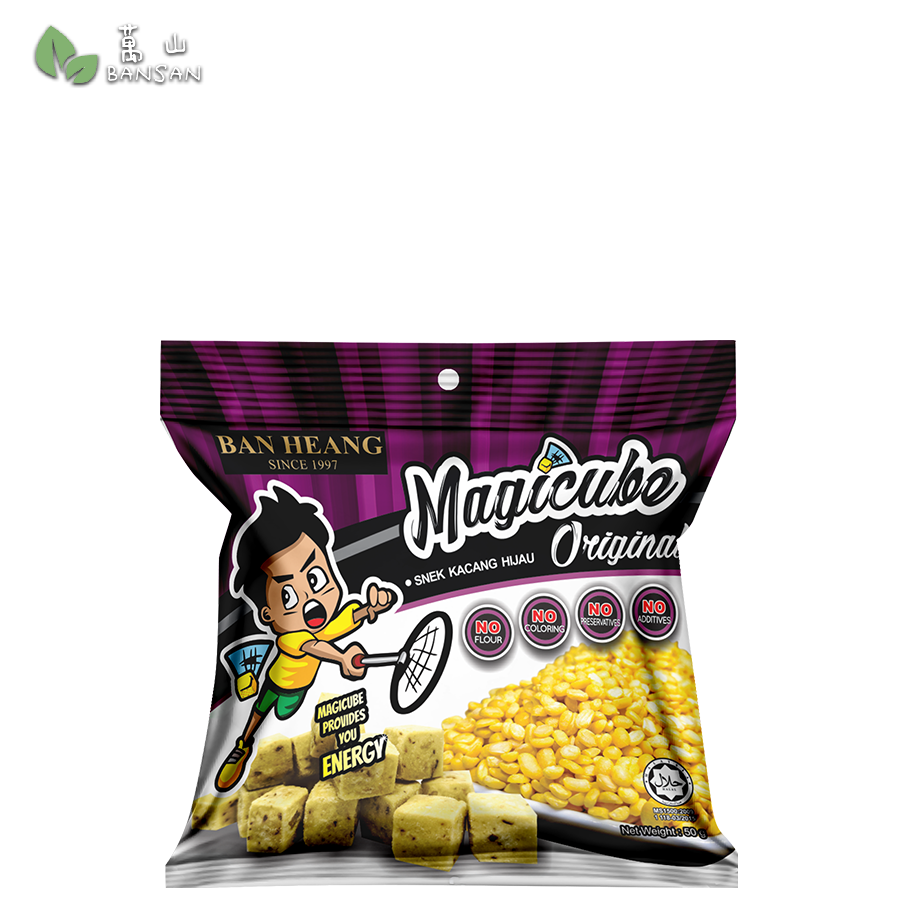 Penang Grocery Store Online Next Day Delivery is Offering Ban Heang Magicube - Original (50g)