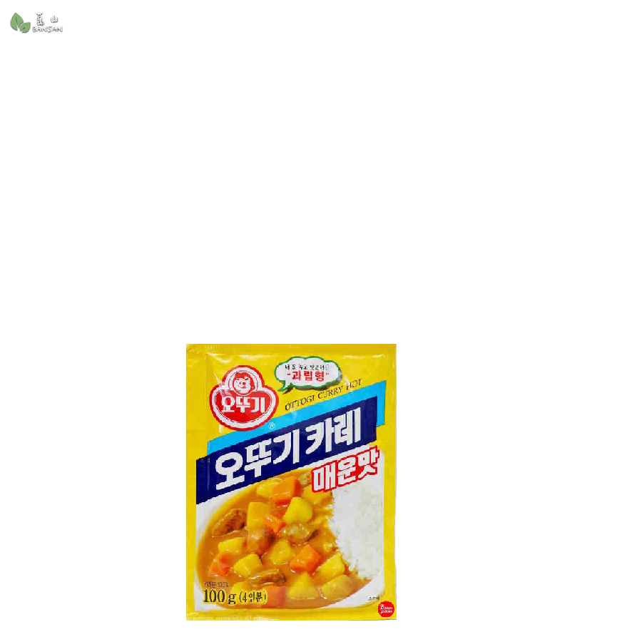 Ottogi Curry Powder - Hot (100g) - Bansan Penang