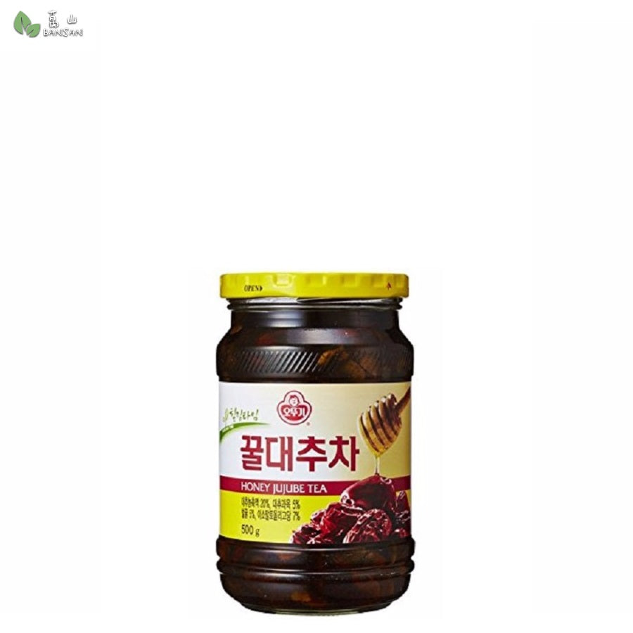 Ottogi Honey Jujube Tea (500g) - Bansan Penang