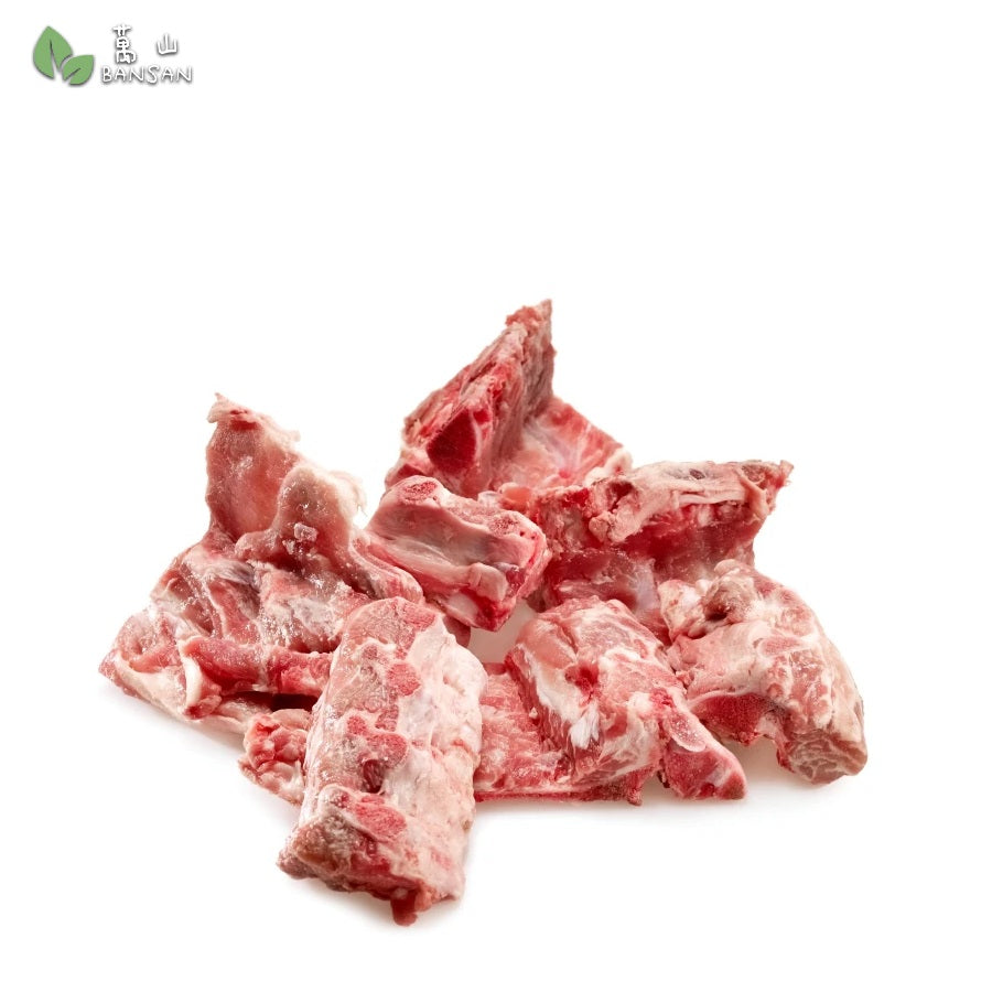 Penang Grocery Store Online Next Day Delivery is Offering Fresh Pork Back Bone/ Loin Bone 龙骨