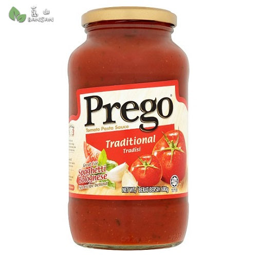 Penang Grocery Store Online Next Day Delivery is Offering Prego Traditional Tomato Sauce (680g)