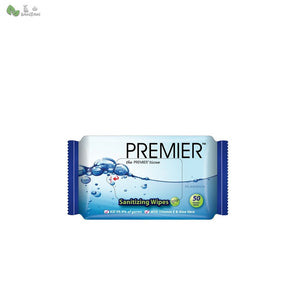 Premier Sanitizing Wipes Tissue (1 pack) - Bansan Penang
