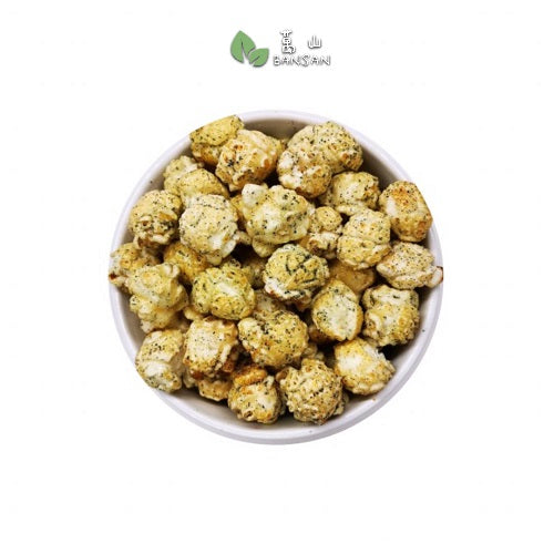 Penang Grocery Store Online Next Day Delivery is Offering Homemade Seaweed Wasabi Pop Corn 海苔芥末爆米花 (100 g)