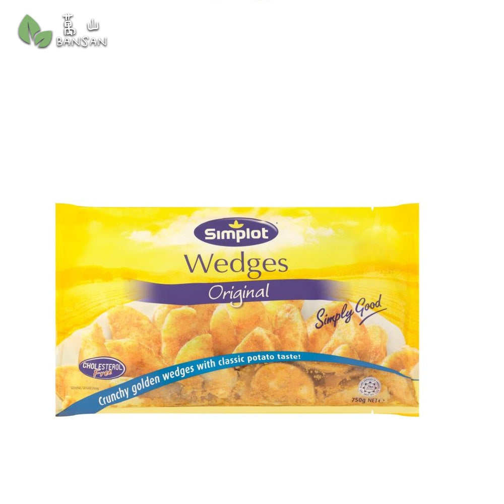 Penang Grocery Store Online Next Day Delivery is Offering Simplot Original Wedges (750g)
