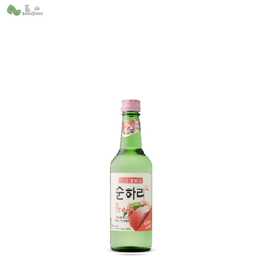 Penang Grocery Store Online Next Day Delivery is Offering Chum Churum Peach Korean Soju (350ml)