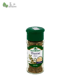 Penang Grocery Store Online Next Day Delivery is Offering McCormick Thyme Leaves (12g)