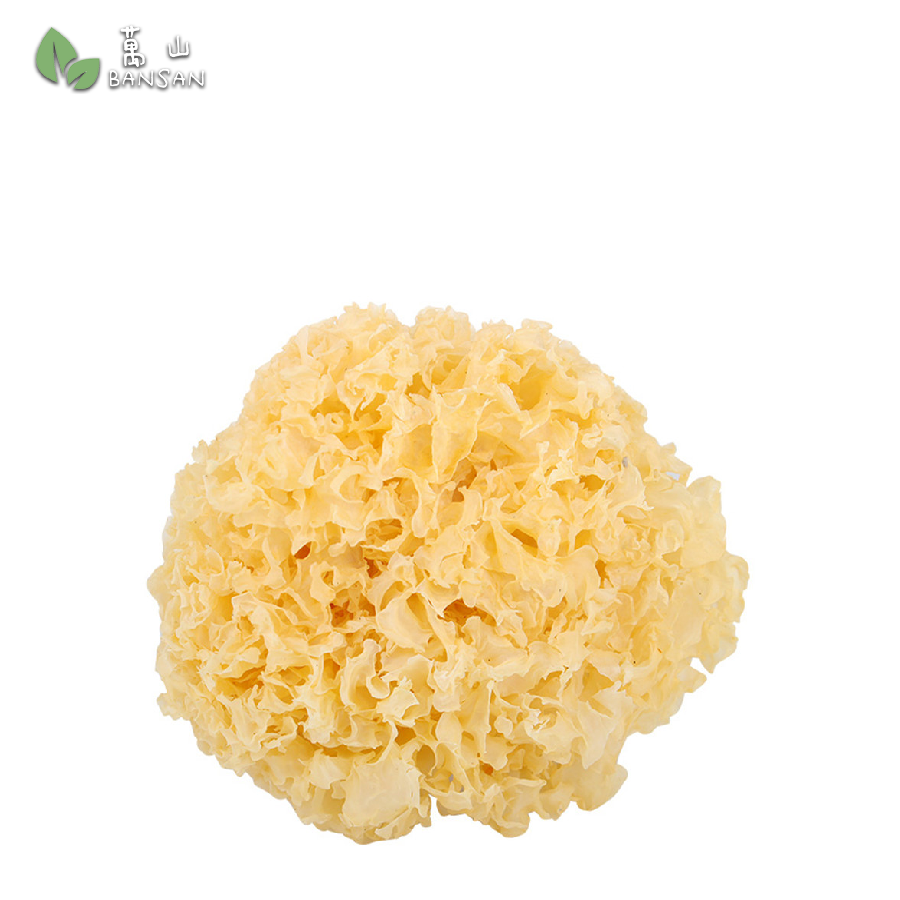 Dried White Fungus 特级银耳 (200g +/-) - Bansan Penang