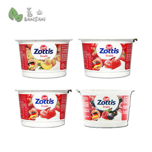 Penang Grocery Store Online Next Day Delivery is Offering Zottis Combos Yogurts (2 Strawberries, 1 Mix Berries & 1 Peach) (±100g)