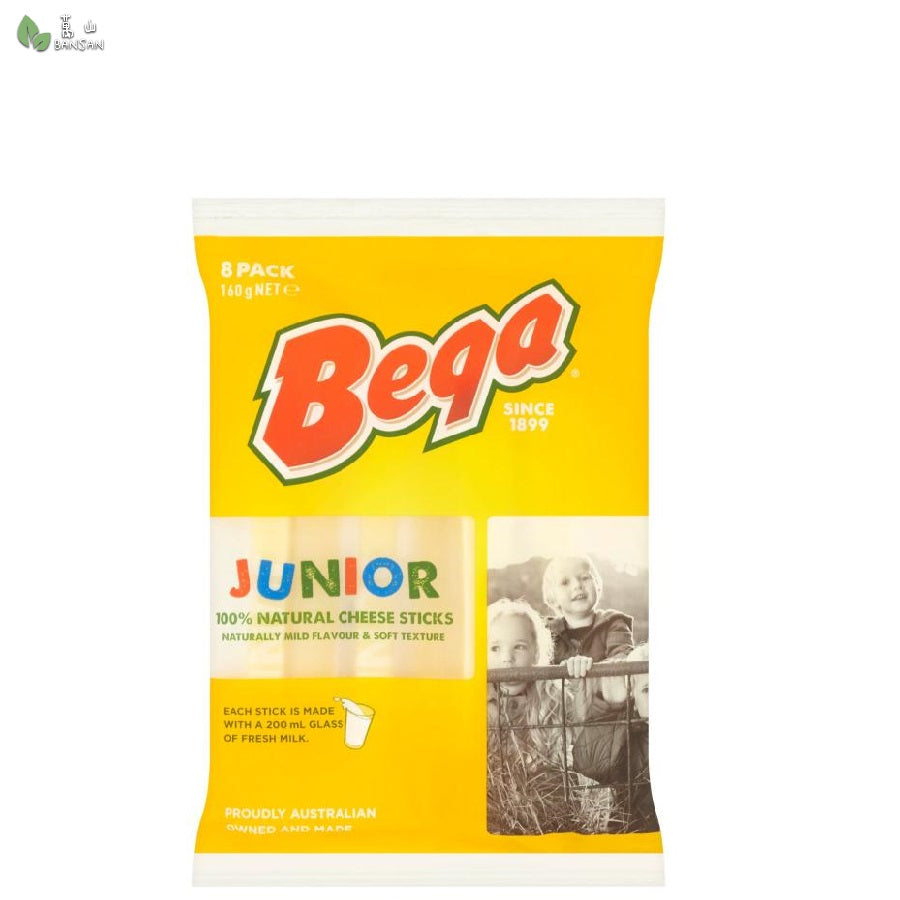 Penang Grocery Store Online Next Day Delivery is Offering Bega Junior 100% Natural Cheese Sticks (160g)