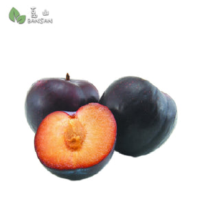 South Africa Black/ Red Plum (+/-500g) - Bansan Penang