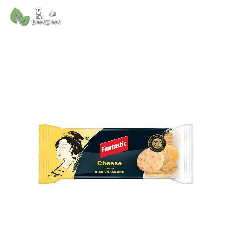 Penang Grocery Store Online Next Day Delivery is Offering Fantastic Rice Cracker Cheese (100g)