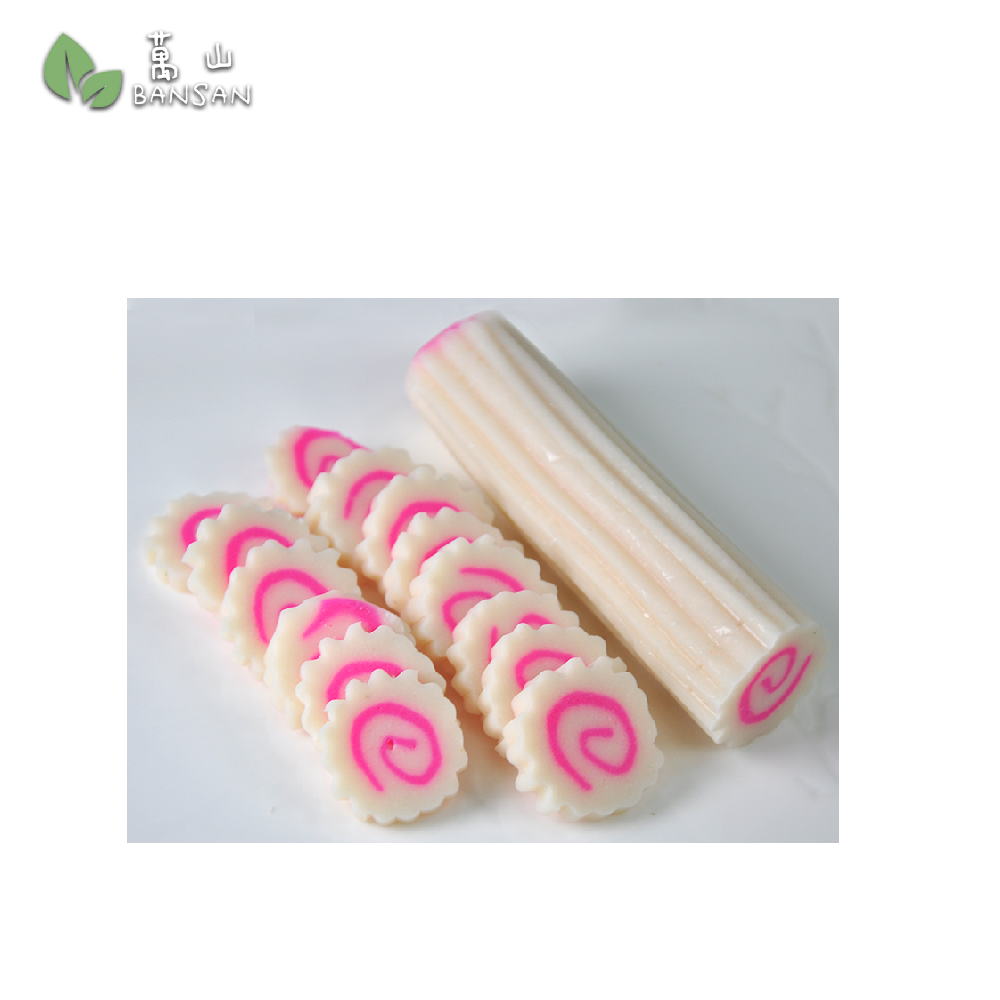 Penang Grocery Store Online Next Day Delivery is Offering Japanese Frozen Fish cake (Pink) (150g)