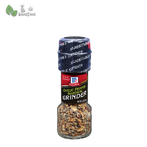 Penang Grocery Store Online Next Day Delivery is Offering McCormick Garlic Pepper Seasoning Grinder (35g)