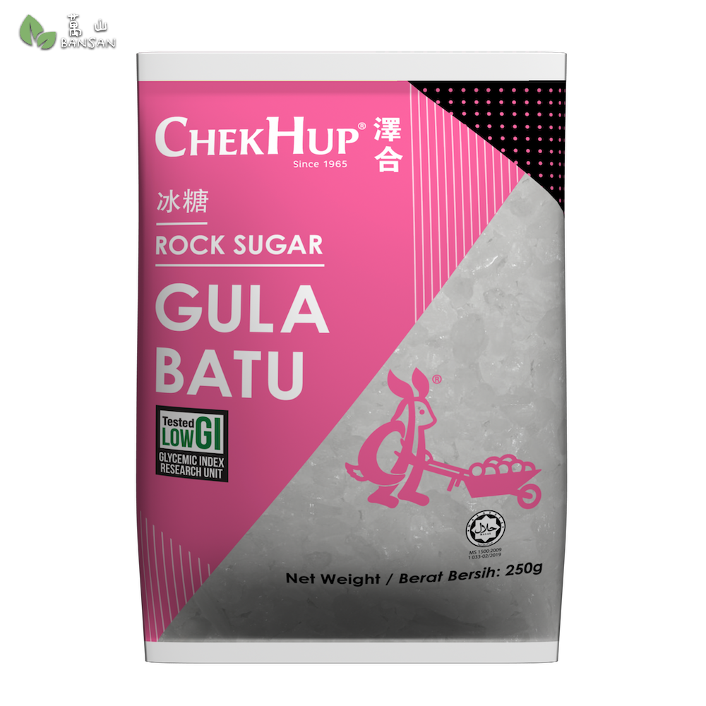 Penang Grocery Store Online Next Day Delivery is Offering Chek Hup Rock Sugar 泽合冰糖 (250g)