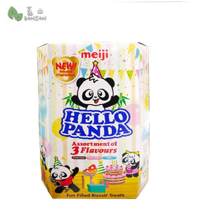 Hello Panda Assortment of 3 Flavours (260g) - Bansan Penang