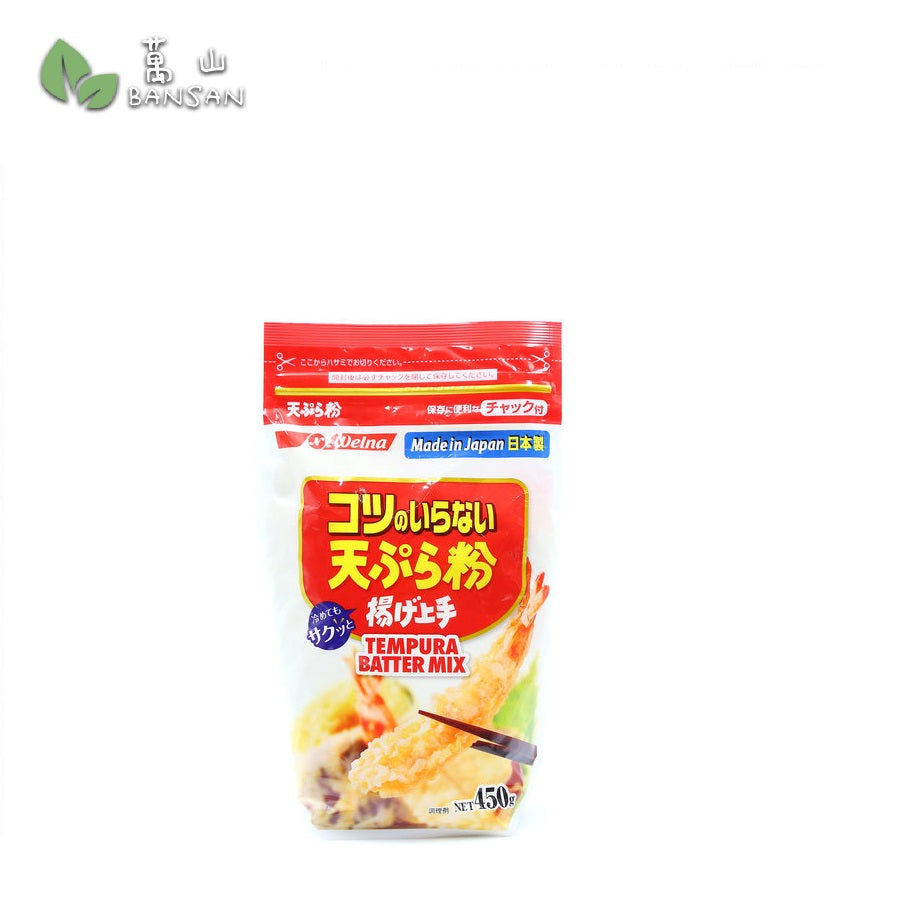 Penang Grocery Store Online Next Day Delivery is Offering Welna Tempura Batter Mix (Tempura flour) (450g)