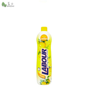 Labour Lemon Dishwashing Liquid (900ml) - Bansan Penang