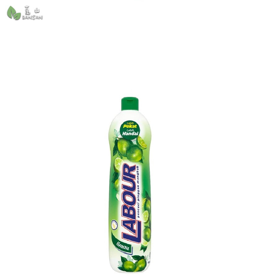 Labour Dishwashing Liquid Lime (900ml) - Bansan Penang
