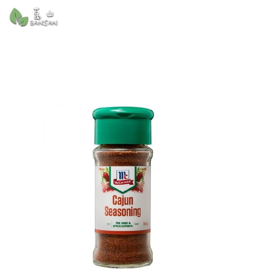 Penang Grocery Store Online Next Day Delivery is Offering McCormick Cajun Seasoning (35g)