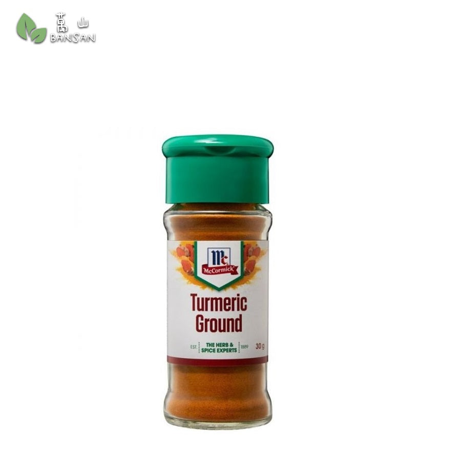 Penang Grocery Store Online Next Day Delivery is Offering McCormick Turmeric Ground (30g)