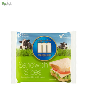 Penang Grocery Store Online Next Day Delivery is Offering Melbourne Sandwich Slices Cheese (200g)