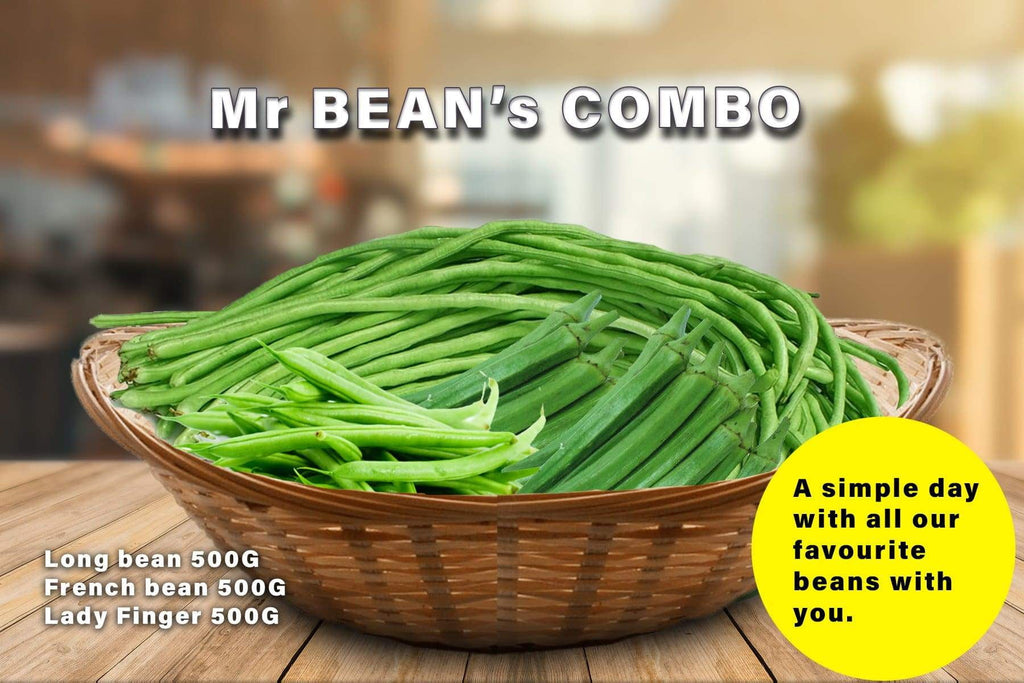 Penang Grocery Store Online Next Day Delivery is Offering Mr. Bean's Combo