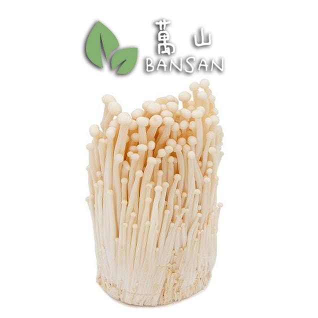 Penang Grocery Store Online Next Day Delivery is Offering Enoki Mushroom 金针菇 (1 Pack)