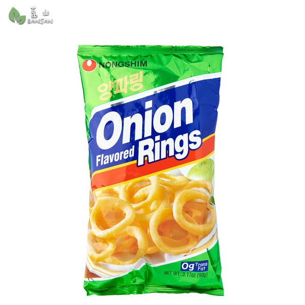 Penang Grocery Store Online Next Day Delivery is Offering Nongshim Flavored Onion Rings (90g)
