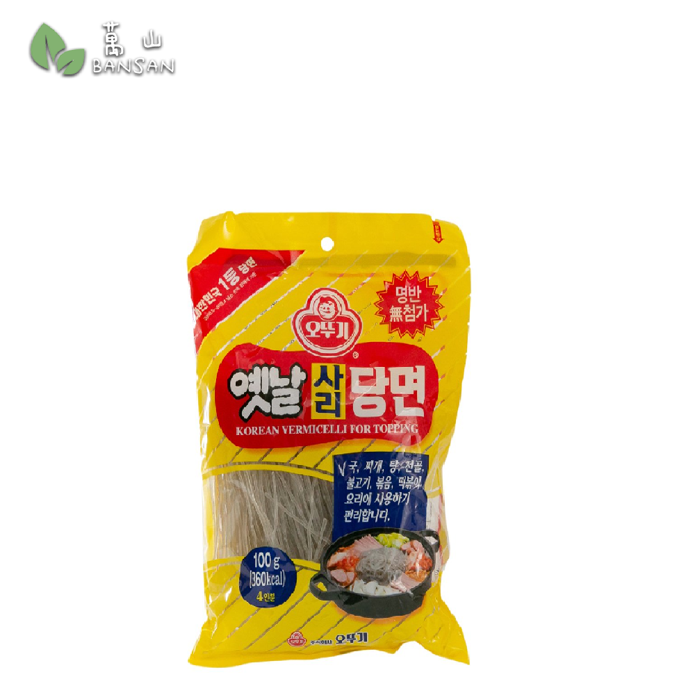 Ottogi Korean Vermicelli for Topping (100g) - Bansan Penang