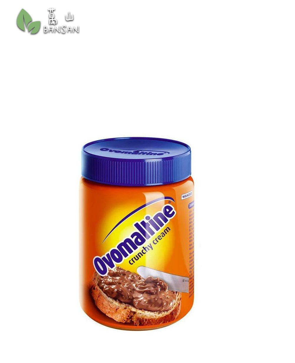 Penang Grocery Store Online Next Day Delivery is Offering Ovomaltine Crunchy Cream (380g) Chocolate Jam