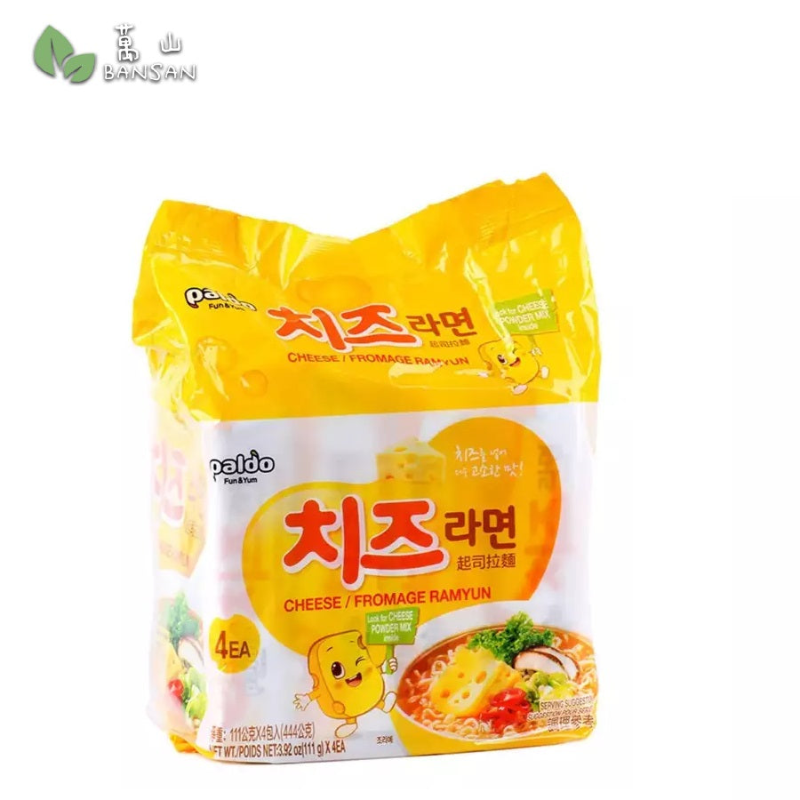 Paldo Cheese Ramen (4 packs) - Bansan Penang