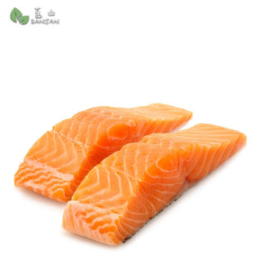 Atlantic Salmon Fillet 鲑鱼肉片 (+/-1kg) - Bansan Penang