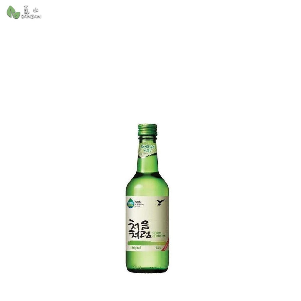 Chum Churum Original Soju (350ml) - Bansan Penang