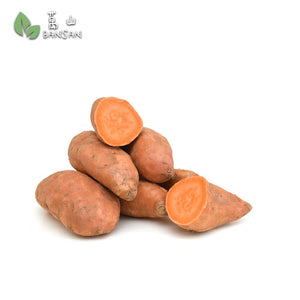 Orange Sweet Potatoes (+/- 900g) - Bansan Penang
