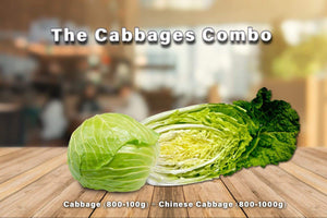The Cabbage Combo - Bansan Penang