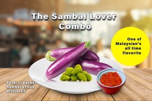 The Sambal Lover Combo - Bansan Penang