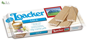 Penang Grocery Store Online Next Day Delivery is Offering Loacker Milk (175g)