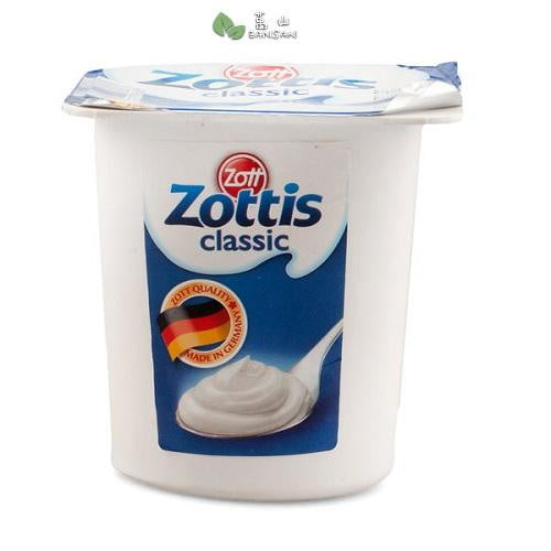 Penang Grocery Store Online Next Day Delivery is Offering Zottis Plain Yogurt (+/-115g x 4 bottles)