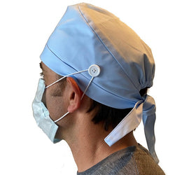 Washable Scrub Cap - 10 Pack ($8.99/Cap)