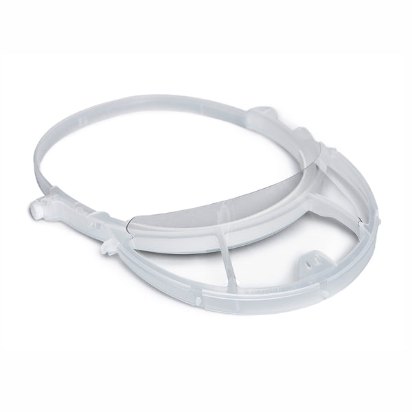 Loupe Shield Visor (2 Visors Only)