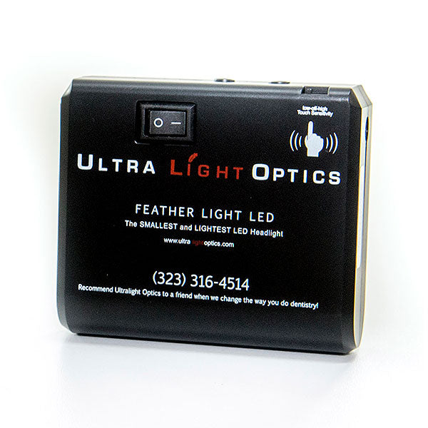 Featherlight™ LED THF Battery Pack