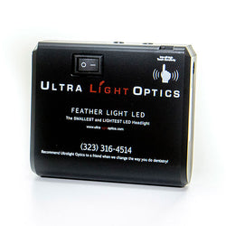 Featherlight™ LED Touch Sensor Battery Pack