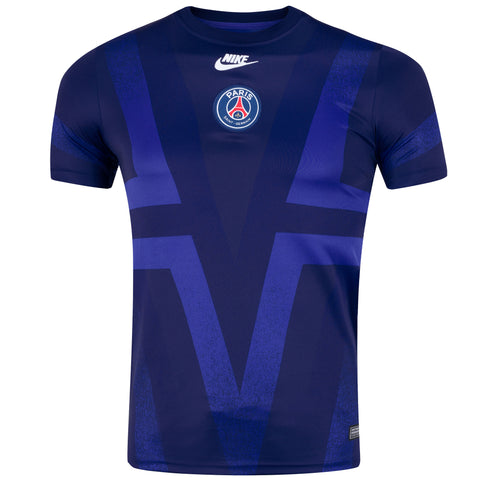 Camisa Paris Saint-Germain Aquecimento 2019/20