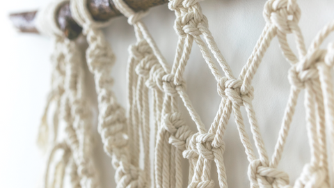 Intermediate Macrame Workshop - White January
