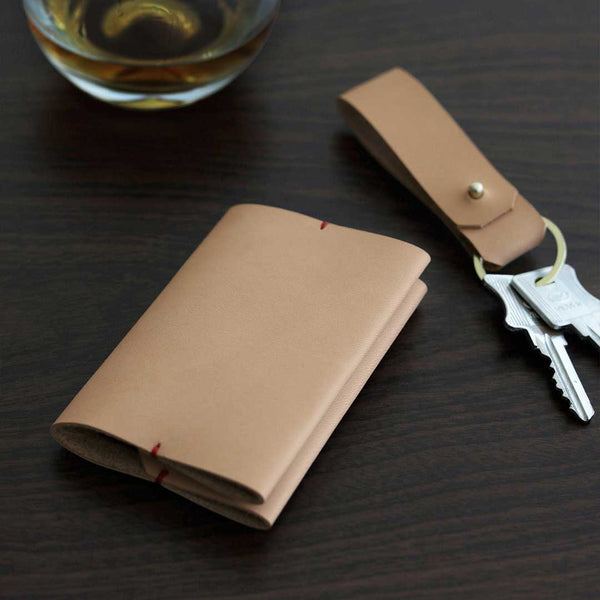 Pure Leather Card Holder